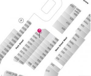 サマンサタバサ 御殿場アウトレット 地図