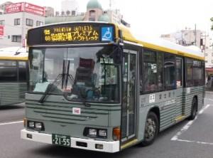 三島駅 御殿場アウトレット バス