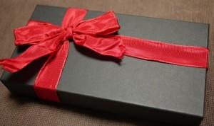 サプライズプレゼント 包装